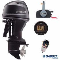 Motores Fuera Borda 70 Hp 4 Tiempos 4t Yamaha Nuevos Gabot