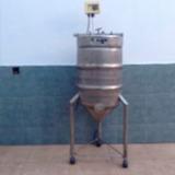 Fermentador De 50 Litros De Acero Inoxidable Para Cerveza