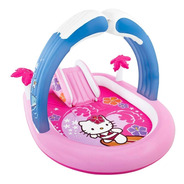 Pileta Inflable Intex Playcenter Tobogan Calidad Premium