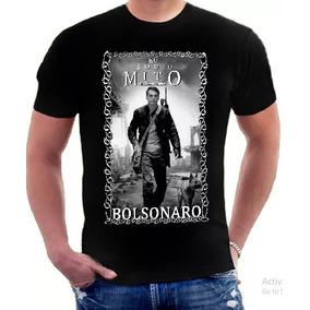 504818b73 Camisa Camiseta Bolsonaro Eu Sou O Mito