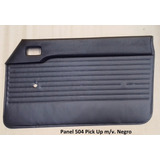 Tapizado De Puerta Peugeot 504 Pickup - 504 Salon Integral