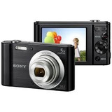 Camara Sony Cyber-shot Dsc-w800 Con Sd De 16 Gb Clase 10