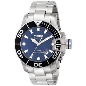 c0192de9e60 Relogio De Pulso Yema -35mm- - Relógios no Mercado Livre Brasil