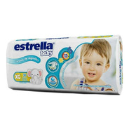 Estrella Baby Pañal Extra Grande X 36 X 4 Unidades
