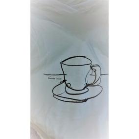 Camiseta Taza De Té Diseño Por Gonzalo Tassier