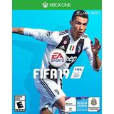 Juego Fifa 19 Xbox One 4k Hdr Standard Edition 100% Nuevo
