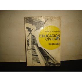 (o) Educación Cívica 1 - Jesús Teja Andrade