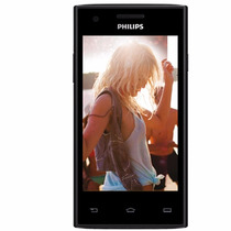 Celular Philips S309 Negro Android 5.1 1gb 8gb 5mpx Gtia.