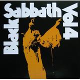 Black Sabbath Vol 4 Lp Disco Vinilo Nuevo