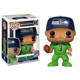 Funko Pop! Nfl Russell Wilson Seattle Seahawks
