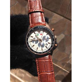 Relógio Emporio Armani - Hae2413/z - Pulseira Em Couro