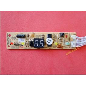 Placa Display Receptora Ar Condicionado Split Philco Origina