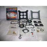 Kit Carburador Cuatro Bocas Chevrolet 6 Y 8 Cil Buick 80 84