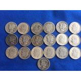 Monedas De Plata One Dime, Exclusivas