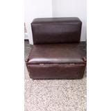 ¡¡sillon Cama 1 Plaza Eco Cuero ,c/colchon ¡¡¡¡¡¡¡
