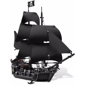 Perla Negra Piratas Del Caribe Bloques Armar Compatible Lego