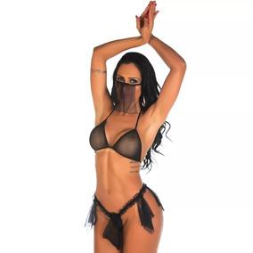 Kit Mini Fantasia Odalisca Pimenta Sexy 3372