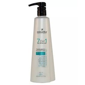 Minasflor 7 Em 1 Bb Cream Hair Multifuncional - 500ml
