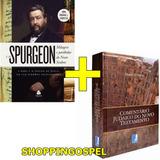 Spurgeon Milagres Parábolas + Comentário Judaico Do Nt Stern