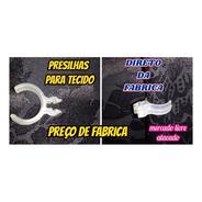 Presilhas Plastica Para Tela Tecido Painel E Outros Kit C/20