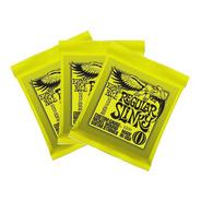 Pack Encordado Ernie Ball Regular Slinky 10-46 2221 - Oddity