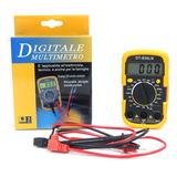 Mini Multimetro Digital Dt-830ln Mayor Y Detal