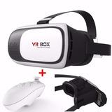 Vr Box +mando( Lentes De Realidad Virtual