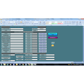 Nuevo Modelo! Excel Para Completar Cartas De Porte