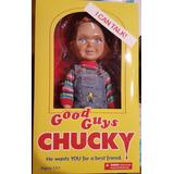 Muñeco Chucky Good Guys Con Sonido Mezco Envio Gratis