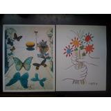 Liquido Láminas De Arte: Picasso Klimt Van Gogh Escher Miró