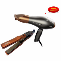 Kit Taiff Vulcan Secador 220v + Chapinha Vulcan + Brinde