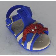 Sandalia Infantil Baby Kids Homem Aranha