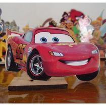 10 Centros De Mesa Cars En Fibrofacil
