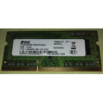 Memoria Note 2gb Ddr3 10600s 1rx8 Pc3 Smart Lg C400-g.bg21p1