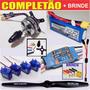 Super Kit Combo Turnigy L3010b Completo P/ Aeros Até 1900g