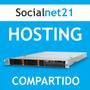 Hosting Web Con Cpanel, 500gb/40tb, 15 Días Demo Socialnet21