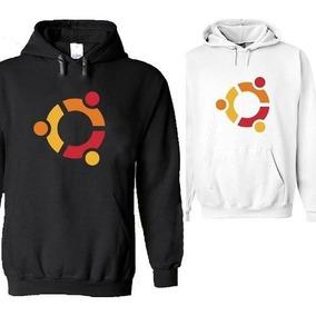 Ubuntu Linux Buzo Con Capucha Jersey Nuevo