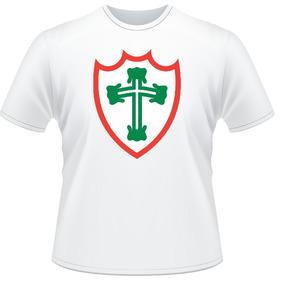 Camiseta Camisa Portuguesa Time Futebol 50 Peças