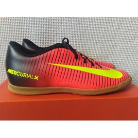 86cdd10d2e Chuteira De Futsal Nike Mercurial Victory Iii Ic Nº 42 Ori ...