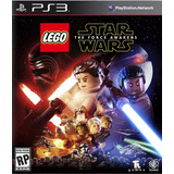 Lego Star Wars Ps3 The Force Awakens Digital Español Oferta