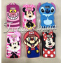 Funda Lg G5 Minnie Silicon Protector 3d Figura Case Mouse