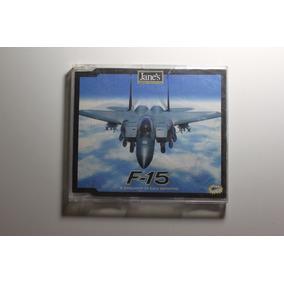 Jane`s F-15 Combat Simulations, 1998, Perfeito Com Manual