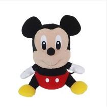 Porta Mamadeira De Pelúcia Modelo Mickey Semi Térmica