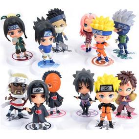 Naruto - Chibi Miniaturas Para Colecionadores (unidade)