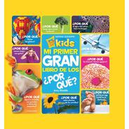 Mi Primer Gran Libro De Los ¿por Qué? / National Geographic