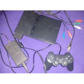Playstation 2 Completo C/ 1 Controle