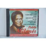 Cd. Pablo Milanés. 14 Canciones Inolvidables.