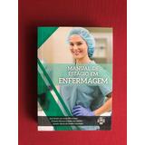 Livro - Manual De Estágio Em Enfermagem - Seminovo