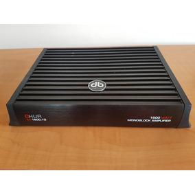 Amplificador Db Drive A6 1600.1d Clase D Monoblock