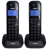 Telefone Sem Fio + 1 Ramal Vtech Vt680-mrd2 - Dect 6.0